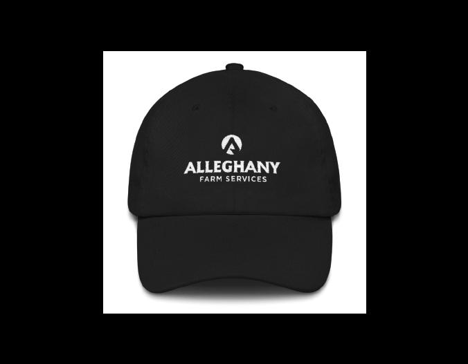 Alleghany Farm Service Hat Design