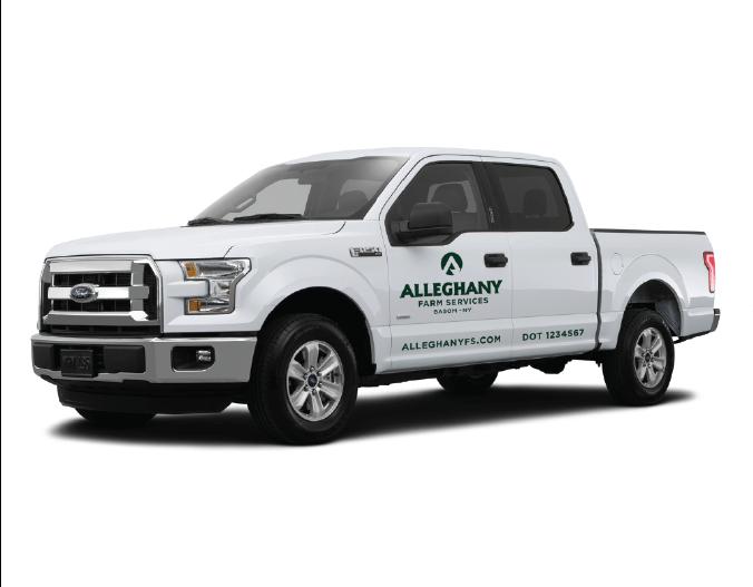 Alleghany Farm Service Truck Design