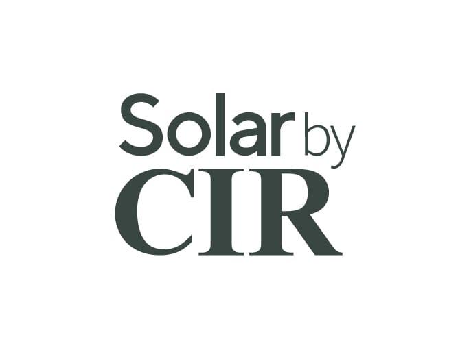 Solar by CIR Stacked Logo