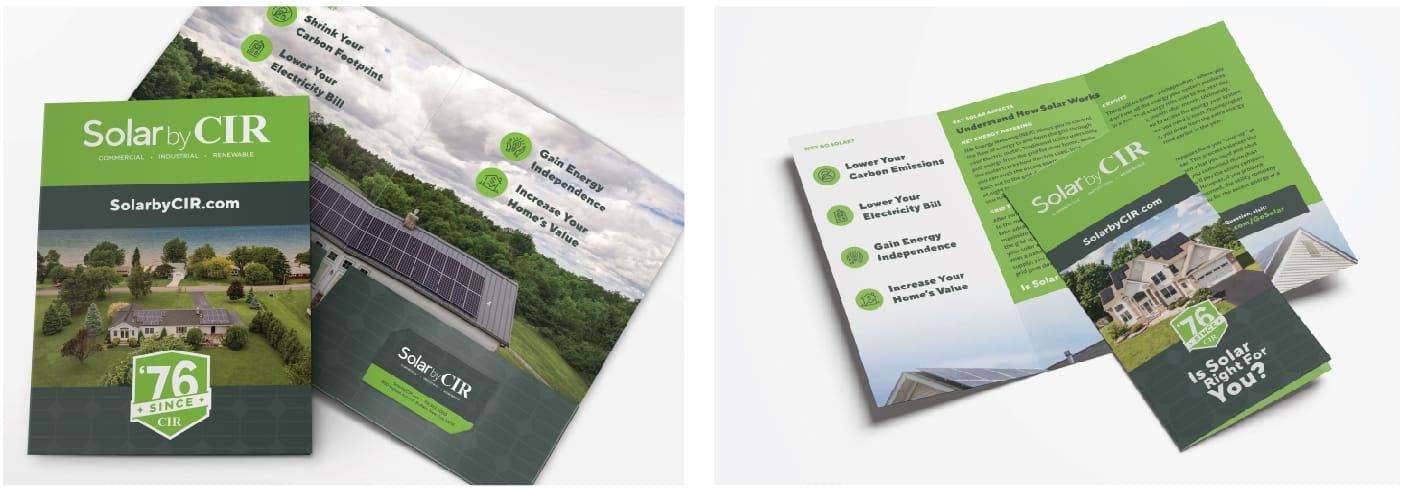 Solar by CIR Brochure