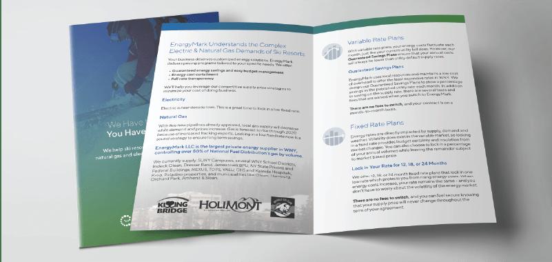EnergyMark Brochure Design