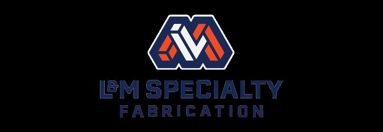 L&M Spec Fab Logo Design