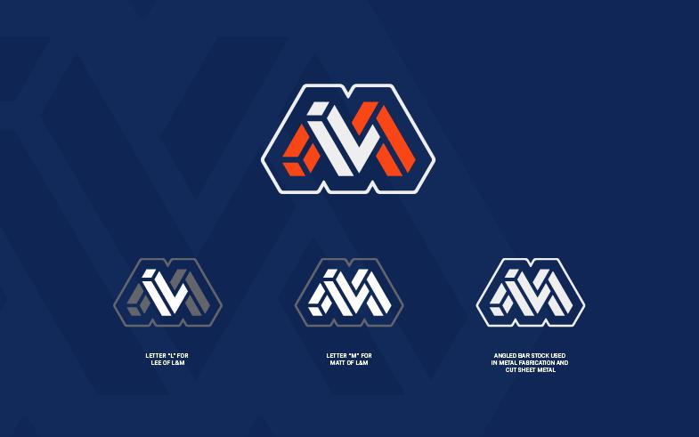 LM Logo Design
