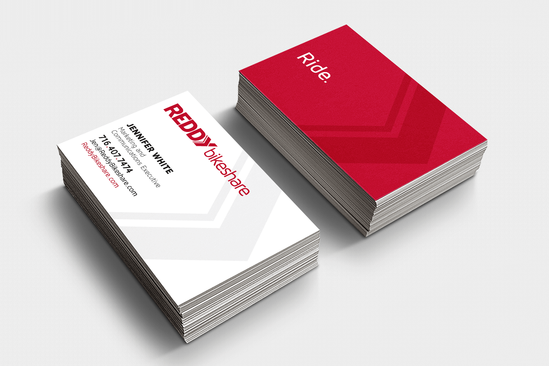 Reddy Bike Business Card Design