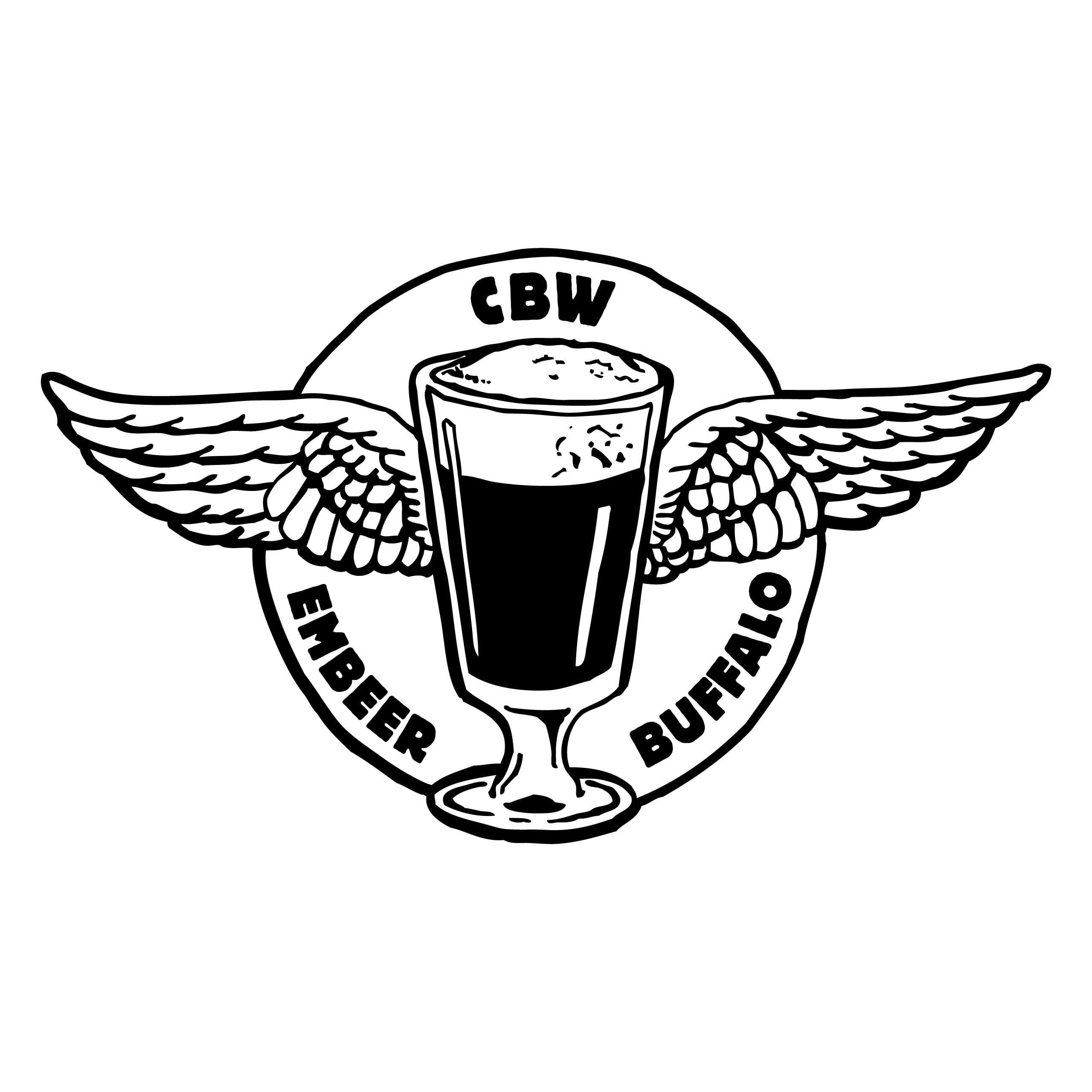 Community Beer Works Embeer  Logo Design