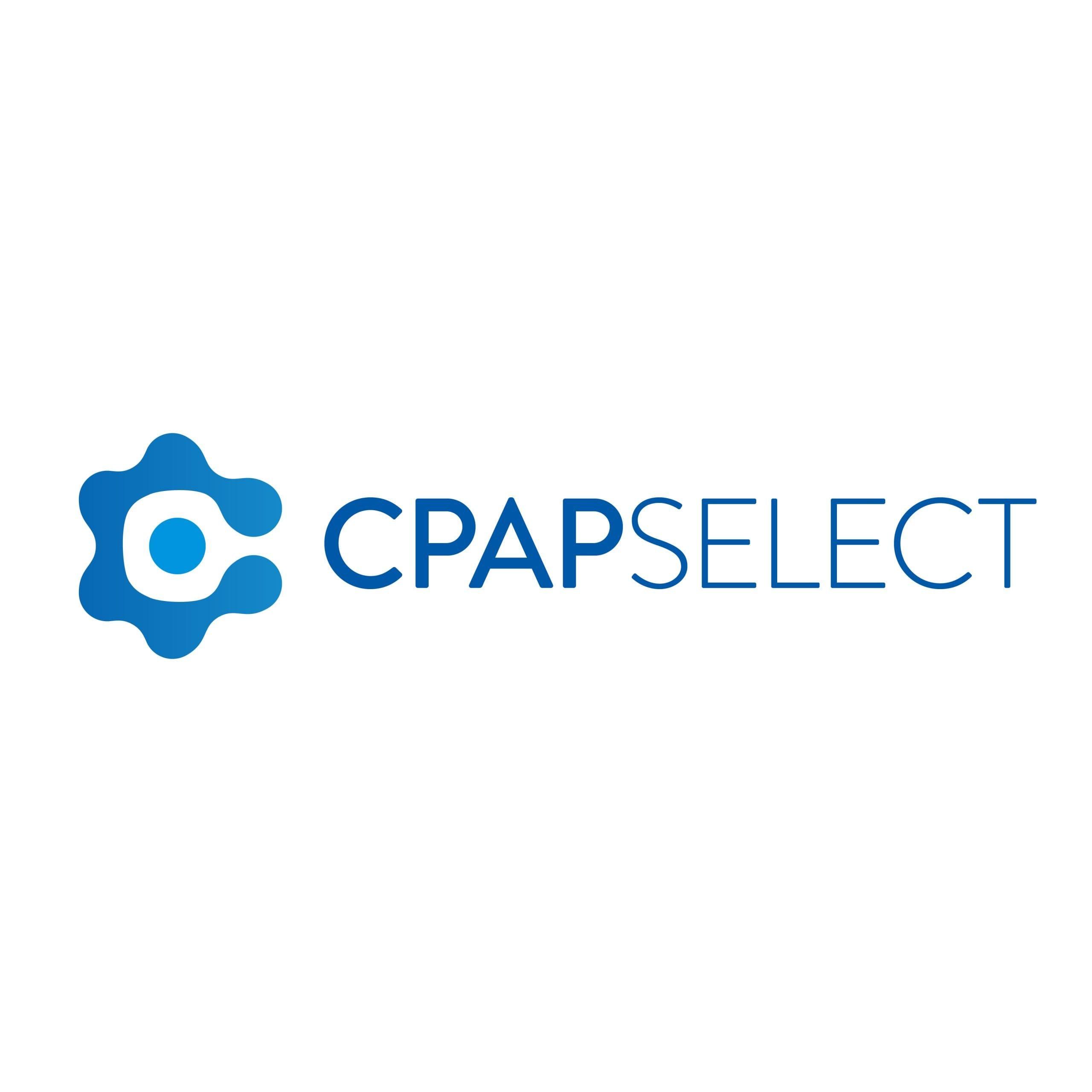 CPAP Select Logo Design