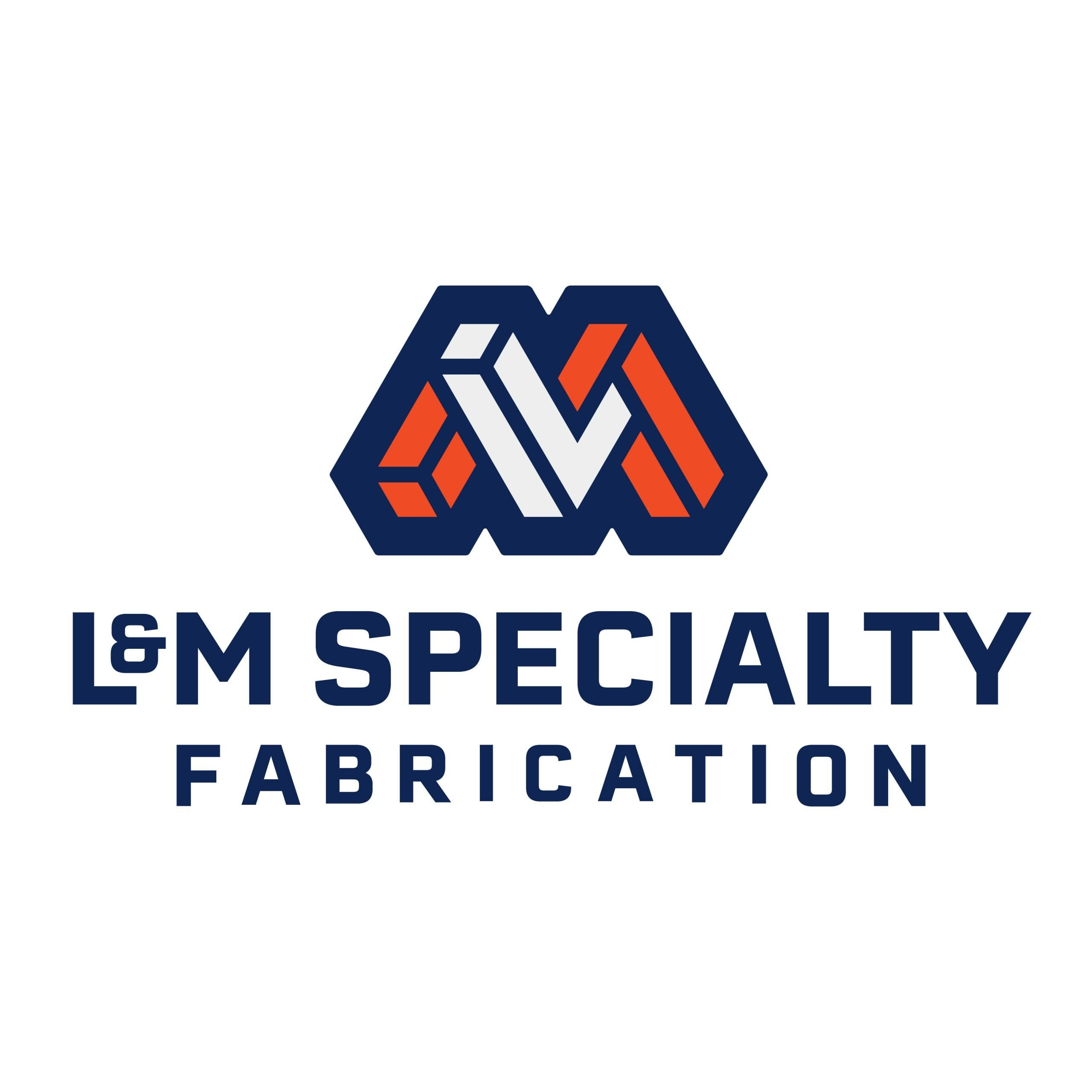 L&M Specialty Fabrication Logo Design