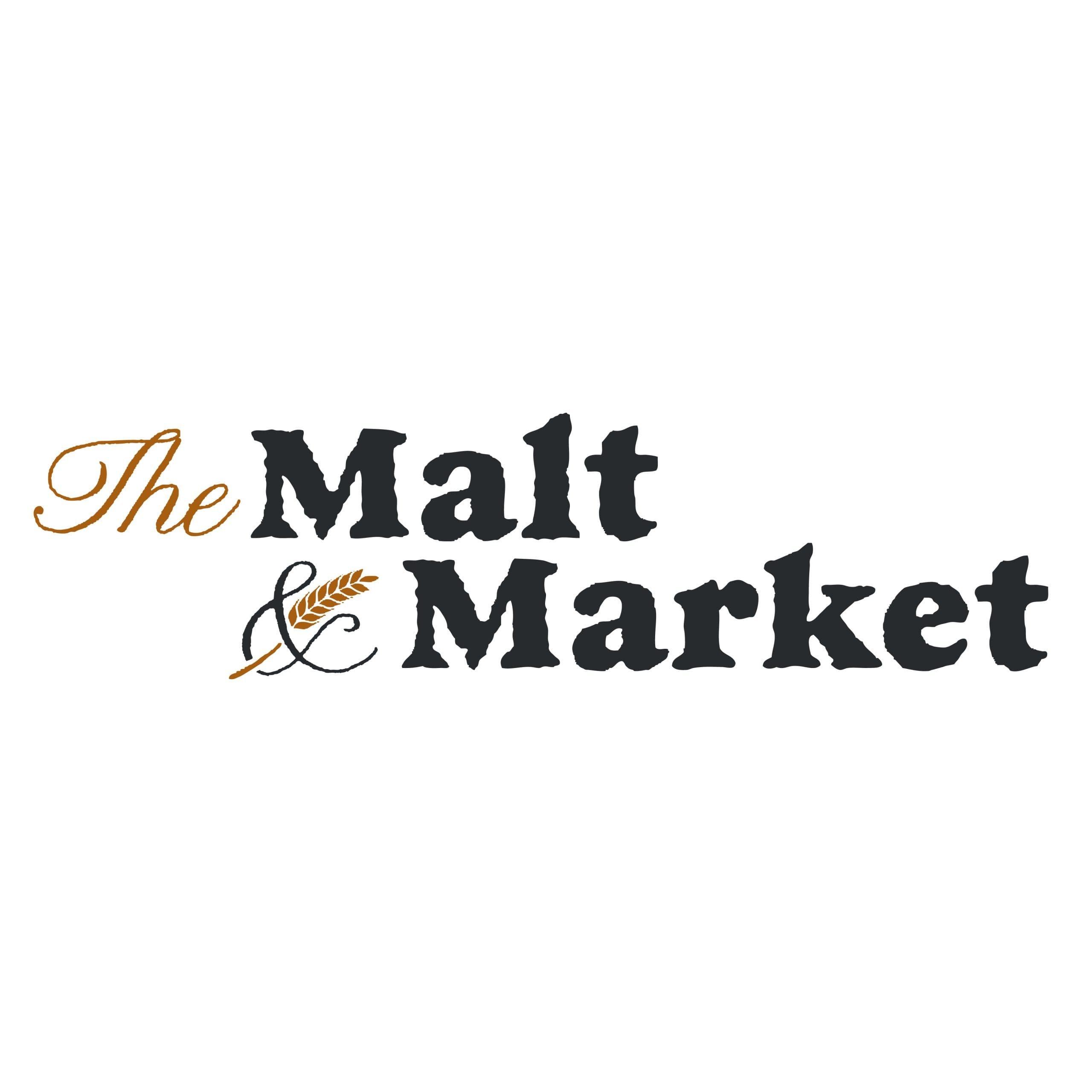 The Malt & Market Logo Design