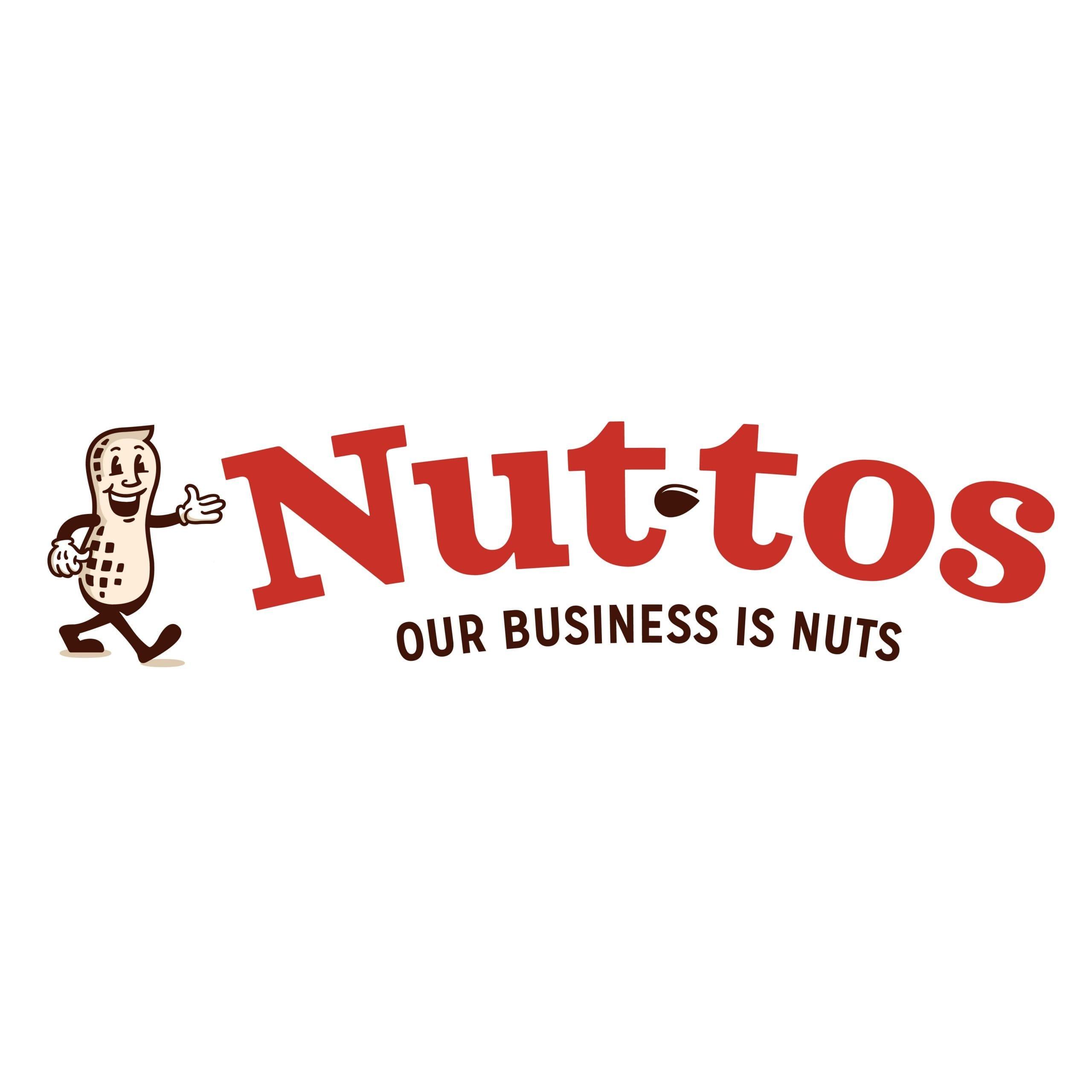 Nut-tos Logo Design