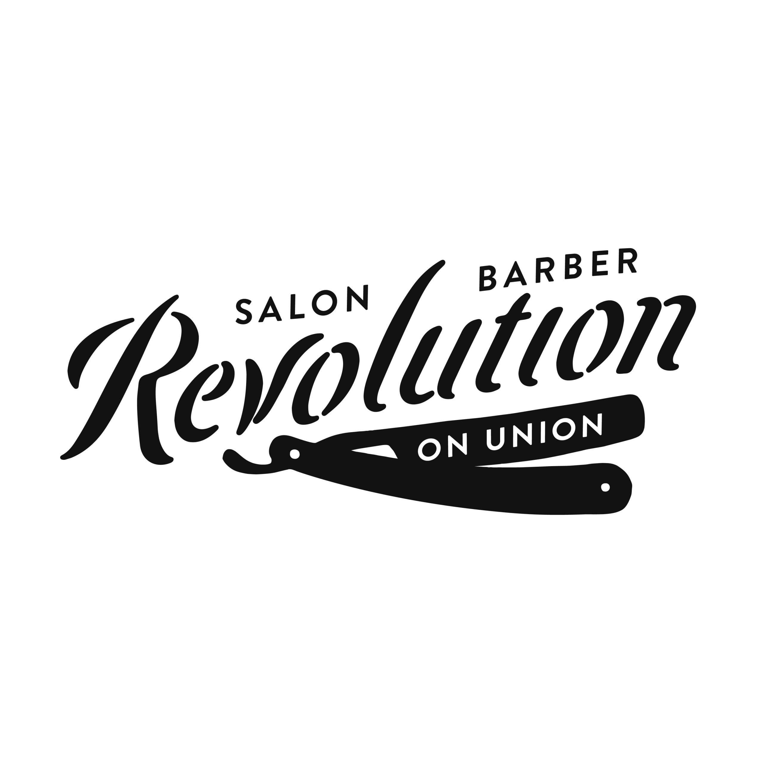 Revolution on Union Logo Design