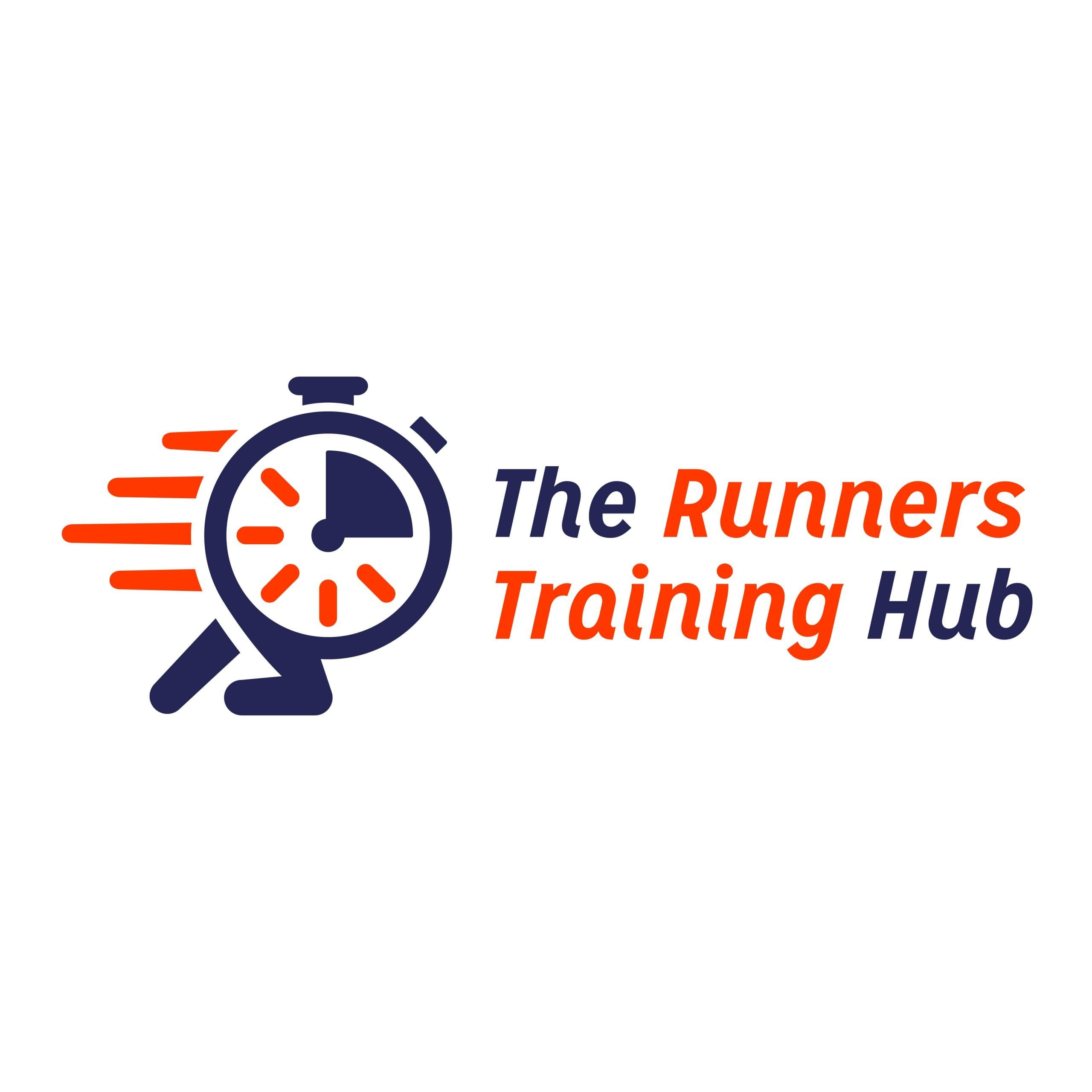 The Runners Training Hub Logo Design