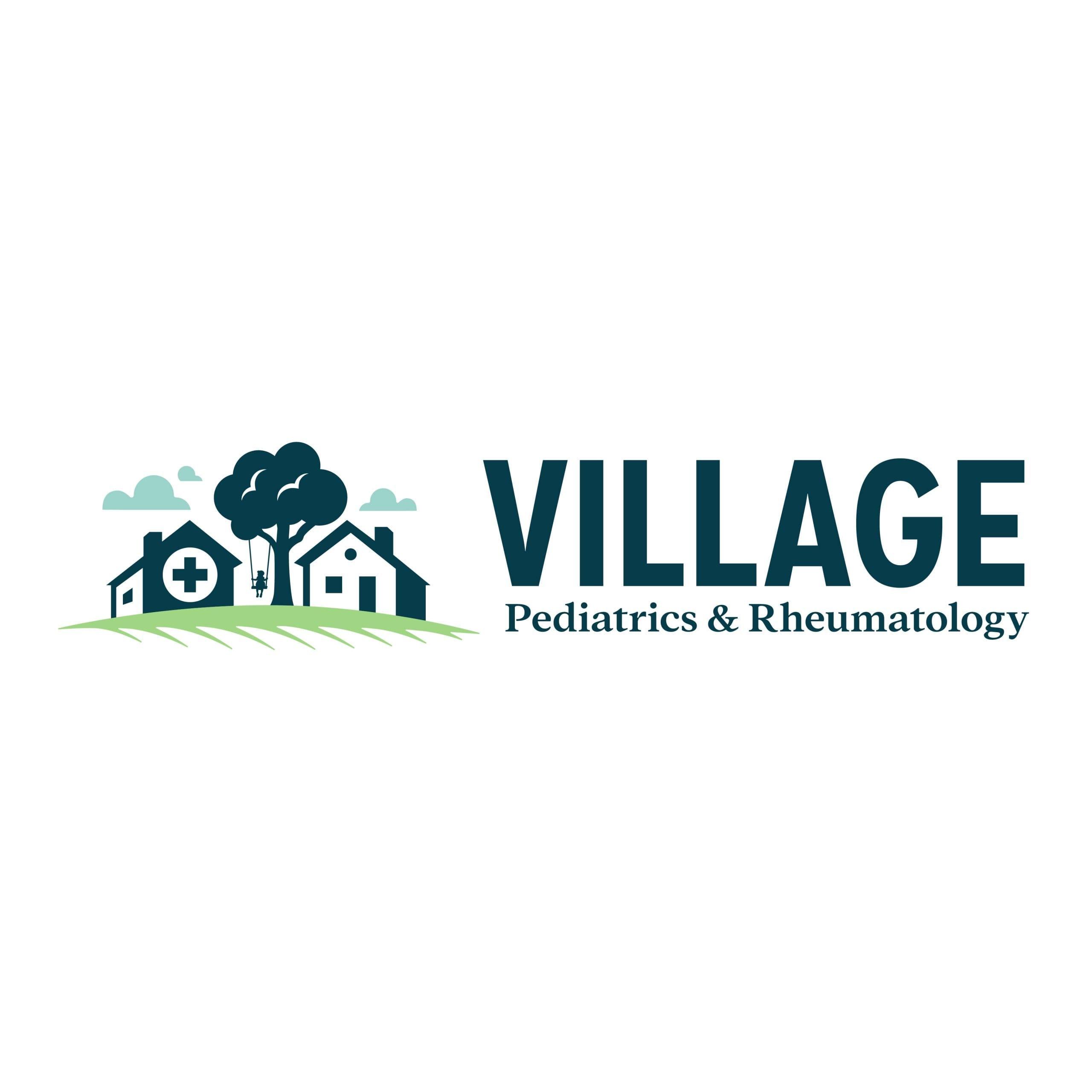 Village Pediatrics & Rheumatology Logo Design