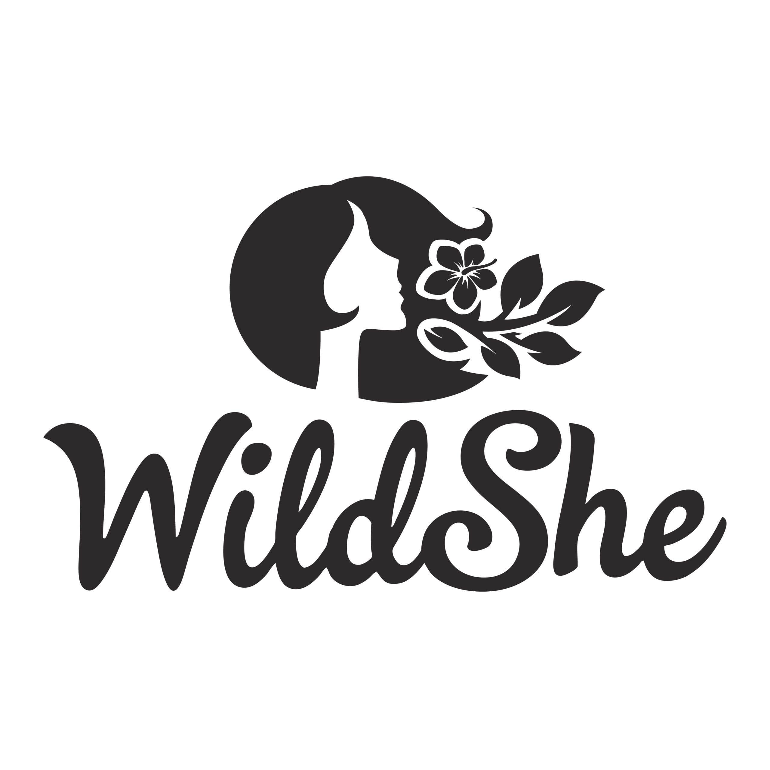 Wild She Logo Design
