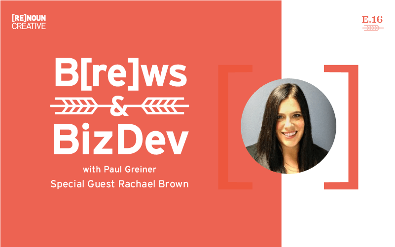 Brews & Branding - 16 - Rachael Brown