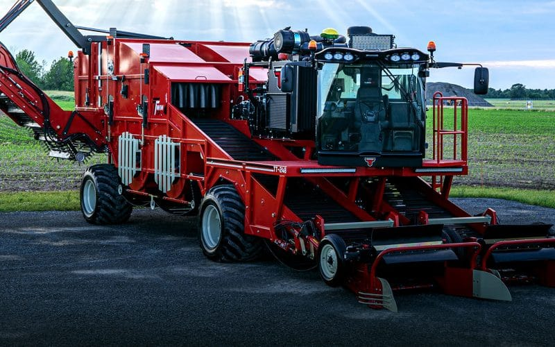 TurboTop onion harvester case study
