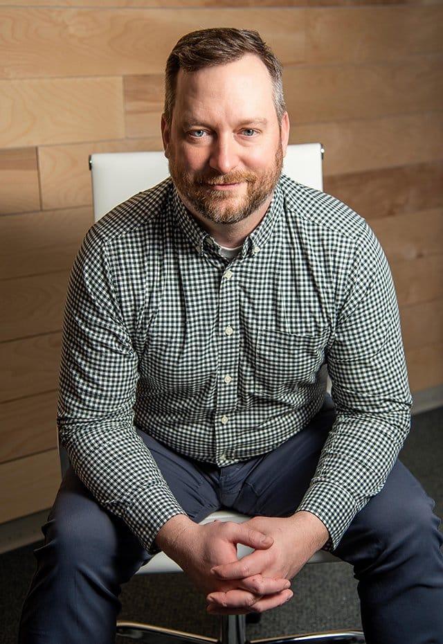 Daniel Wangelin, President of Renoun Creative